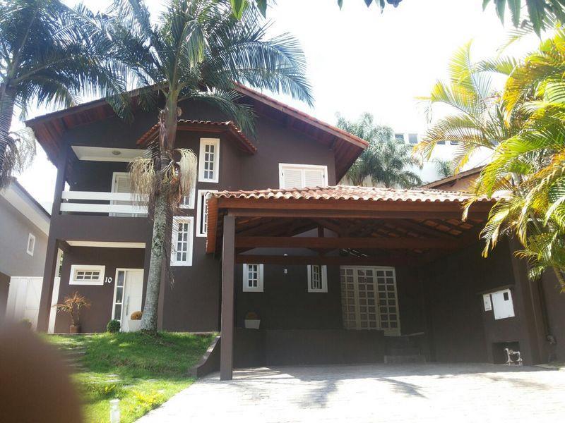 Casa residencial à venda, Residence Plaza, Cotia.