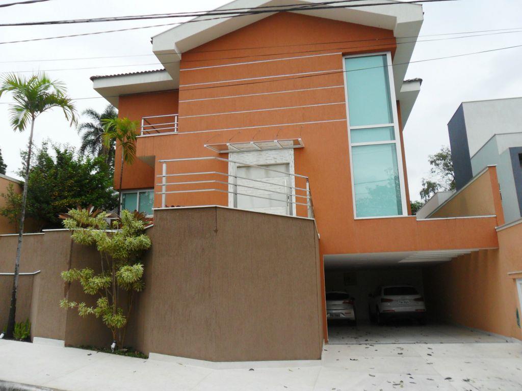 Casa residencial à venda, São Paulo II, Cotia - CA2499.