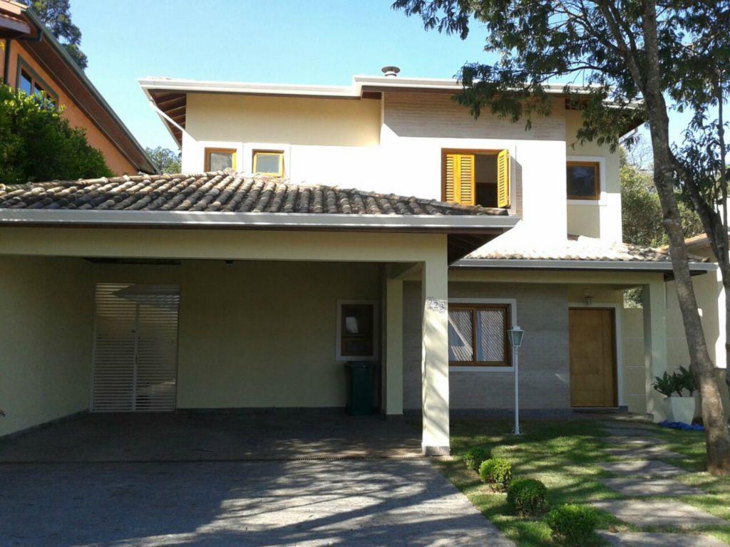 Casa residencial à venda, Nova Higienópolis, Jandira - CA231...