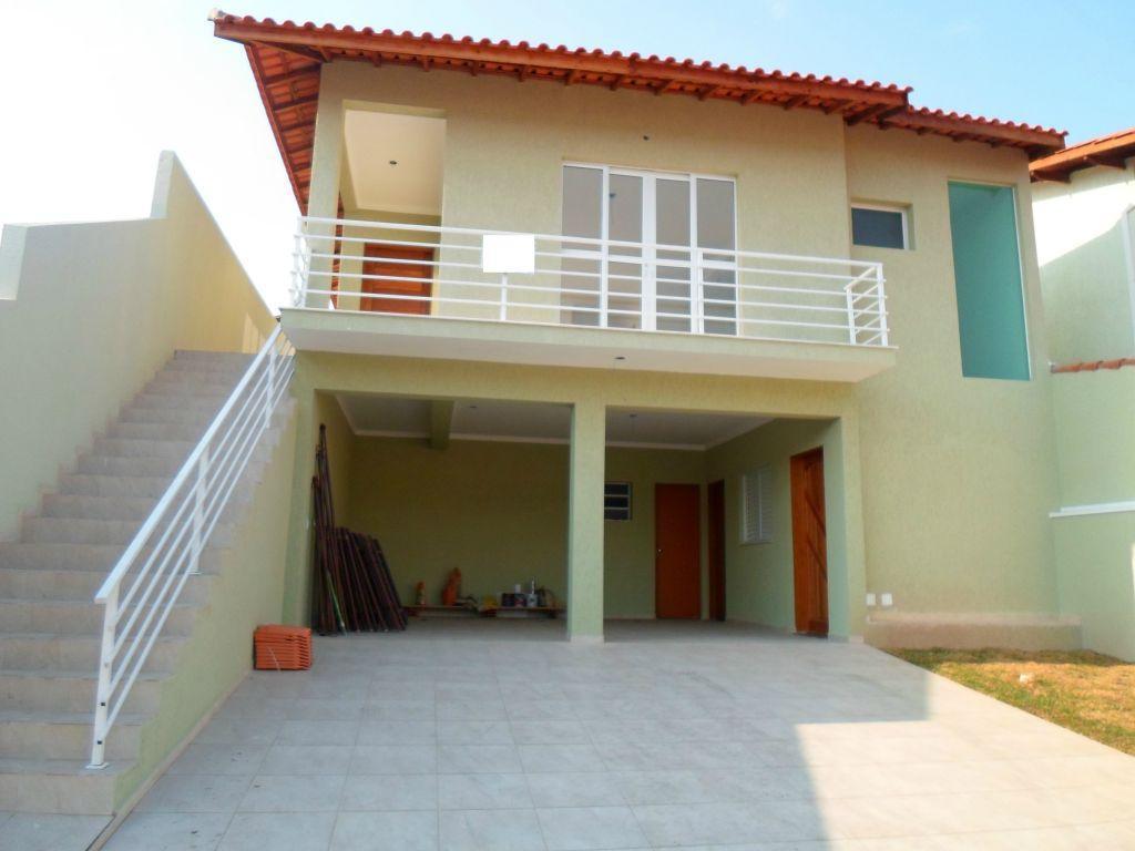Casa residencial à venda, Parque das Rosas, Cotia - CA2260.