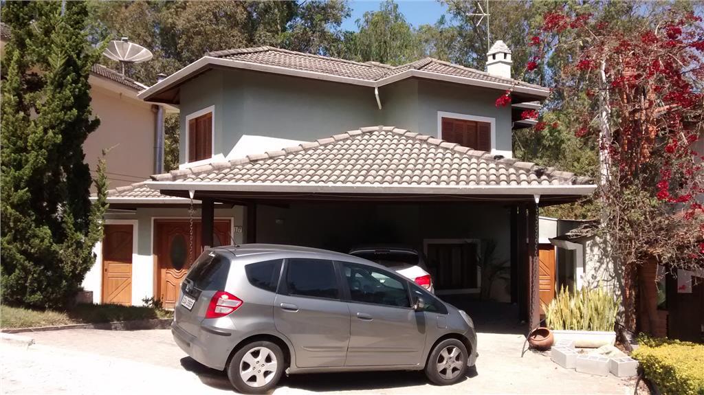 Casa residencial à venda, Residence Plaza, Cotia - CA2908.