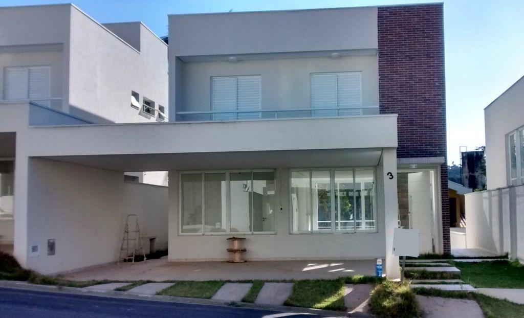 Casa residencial à venda, São Paulo II, Cotia - CA0036.