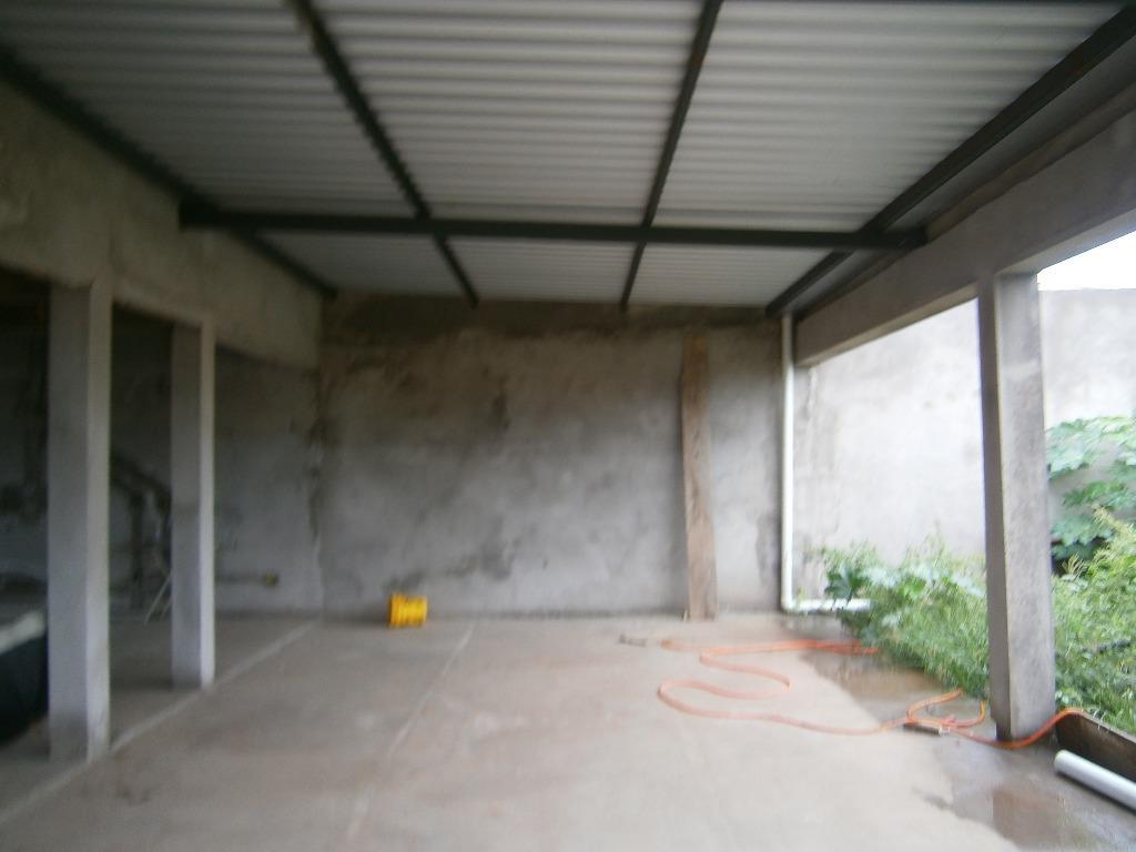 Sobrado residencial à venda, Residencial Furlan, Santa Bárba...