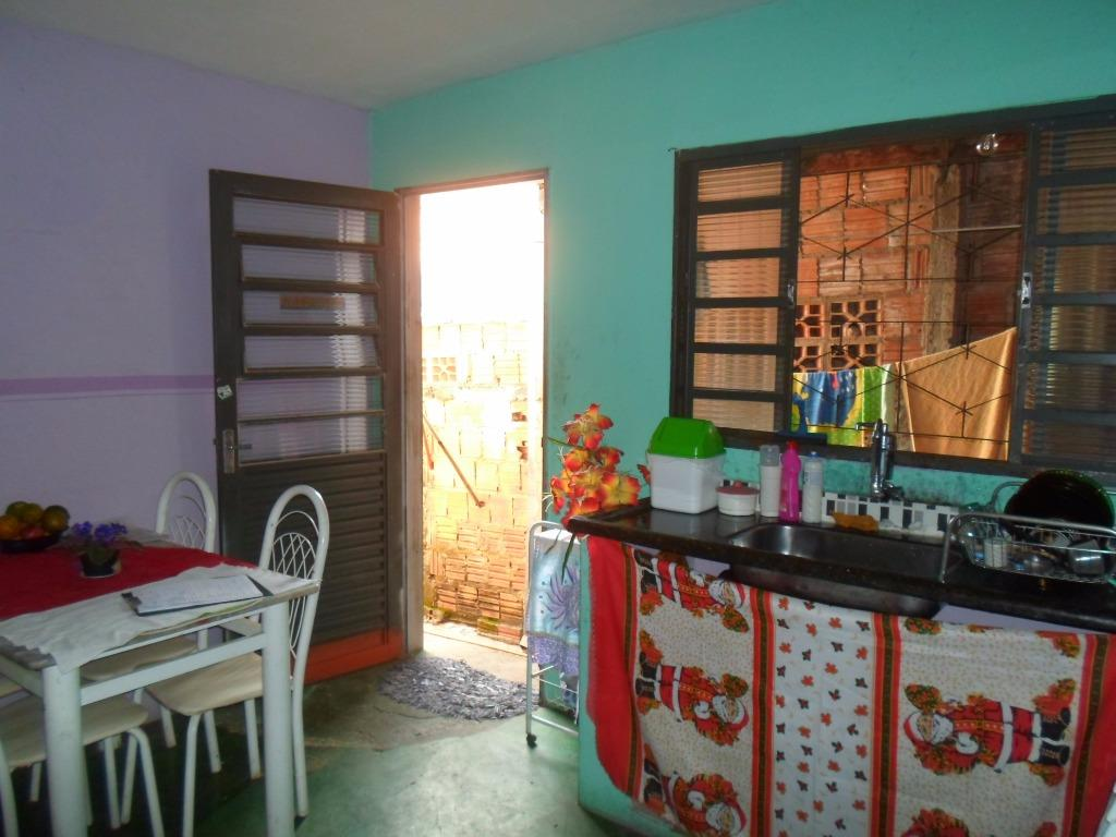 Casa residencial à venda, Parque Residencial do Lago, Santa ...