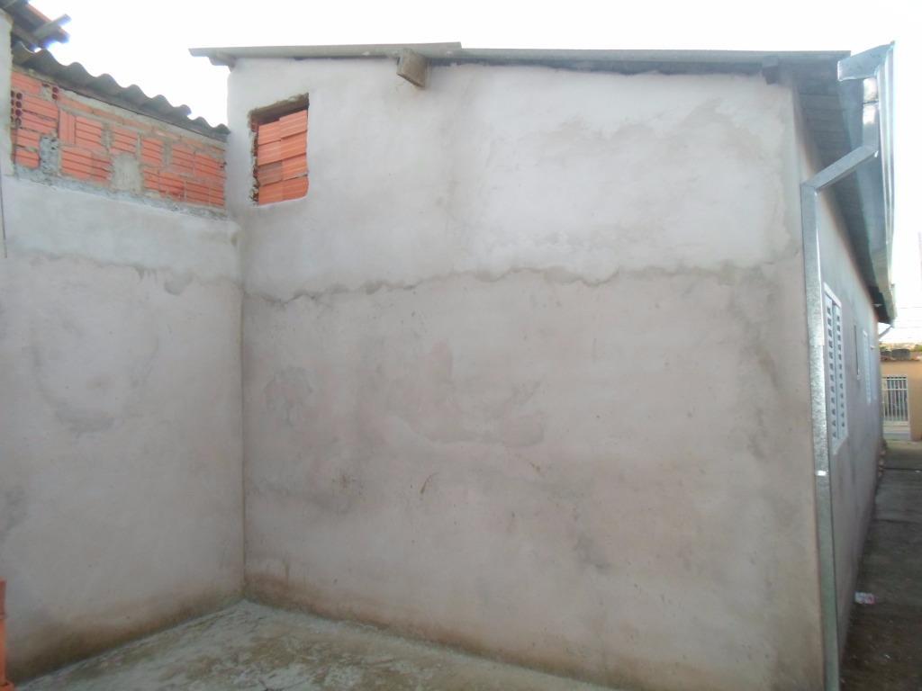 Casa residencial à venda, Jardim Batagin, Santa Bárbara D'Oe...