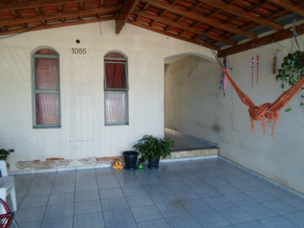 Casa residencial à venda, Jardim São Francisco, Santa Bárbar...