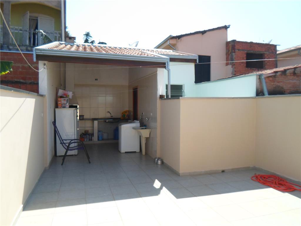 Sobrado residencial à venda, Residencial São Joaquim, Santa ...