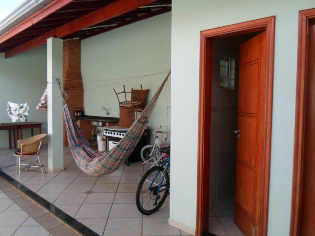 Casa residencial à venda, Residencial Furlan, Santa Bárbara ...