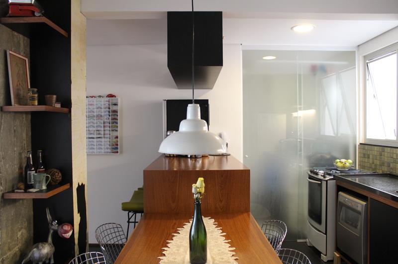 Apartamento de 1 dormitório em Santa Cecília, São Paulo - SP