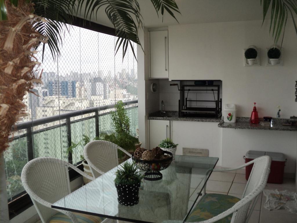 Apartamento de 4 dormitórios em Pompéia, São Paulo - SP