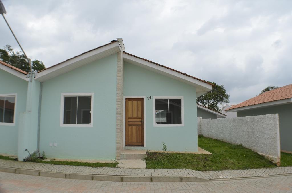 Casa residencial à venda, Costeira, Araucária.