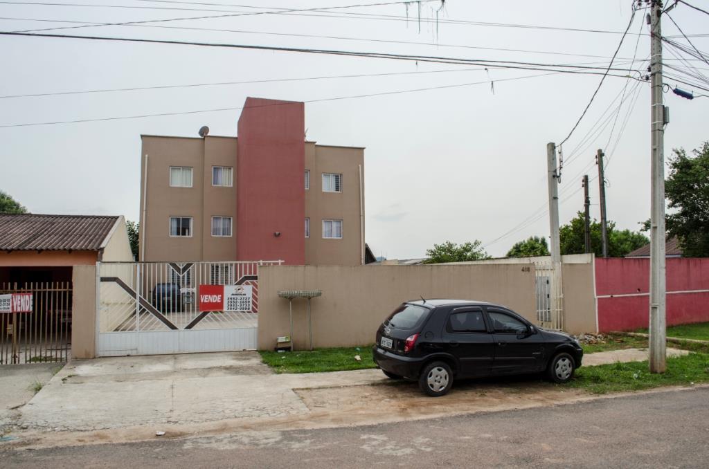 Apartamento residencial à venda, Capela Velha, Araucária - A...