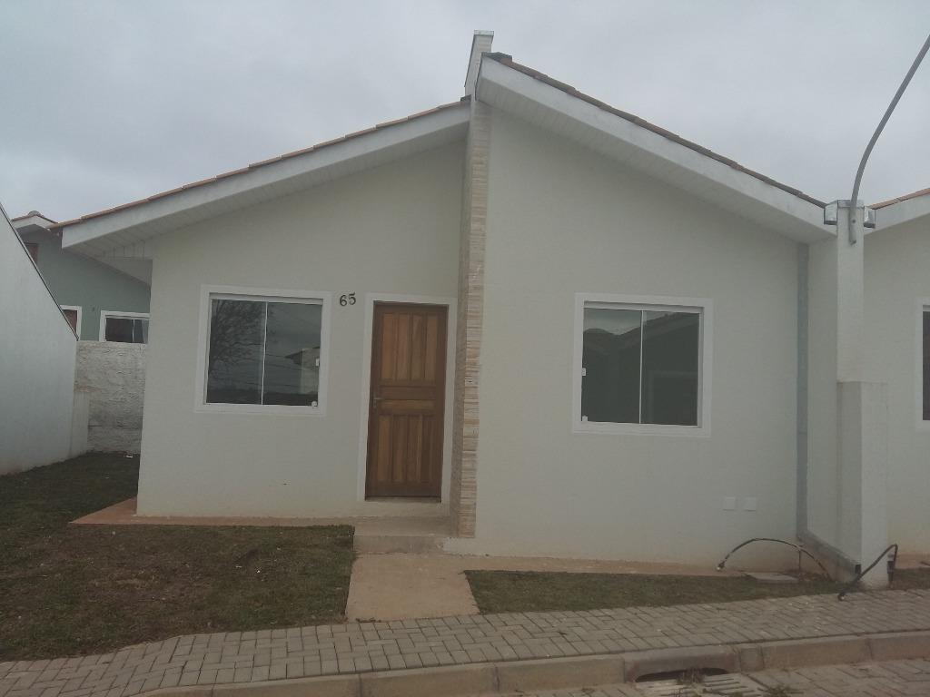 Casa residencial à venda, Costeira, Araucária - CA0982.