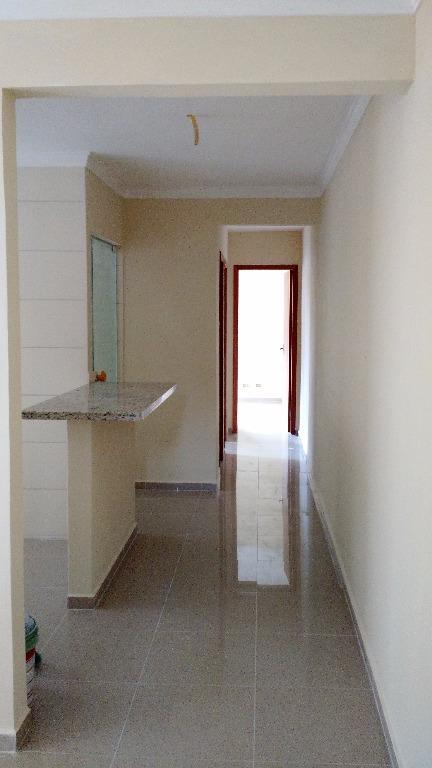 Apartamento  residencial à venda, Campina da Barra, Araucári...