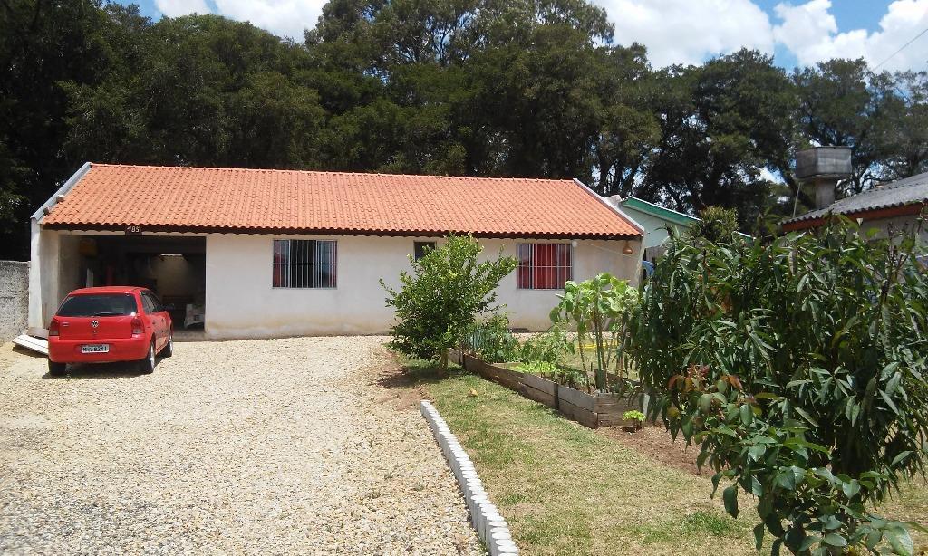 Terreno residencial à venda, Costeira, Araucária.