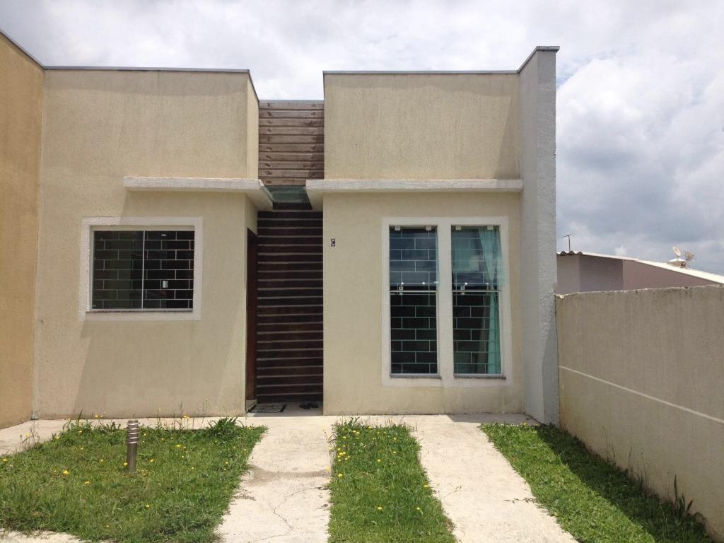 Casa residencial à venda, Iguaçu, Araucária.