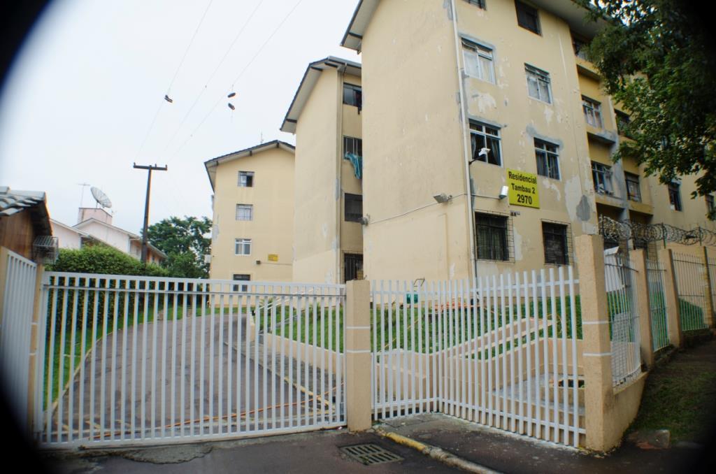 Apartamento residencial à venda, Cidade Industrial, Curitiba...
