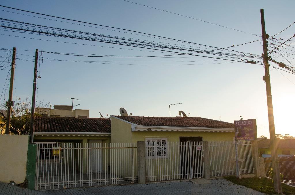 Casa residencial à venda, Fazenda Velha, Araucária.