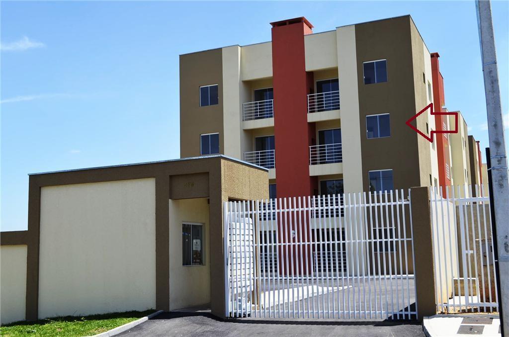 Apartamento residencial à venda, Estação, Araucária - AP1160...
