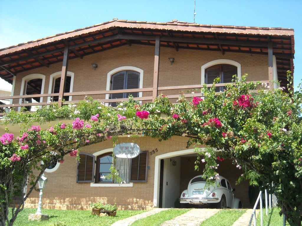 Casa residencial à venda, Parque do Arco Iris, Atibaia.