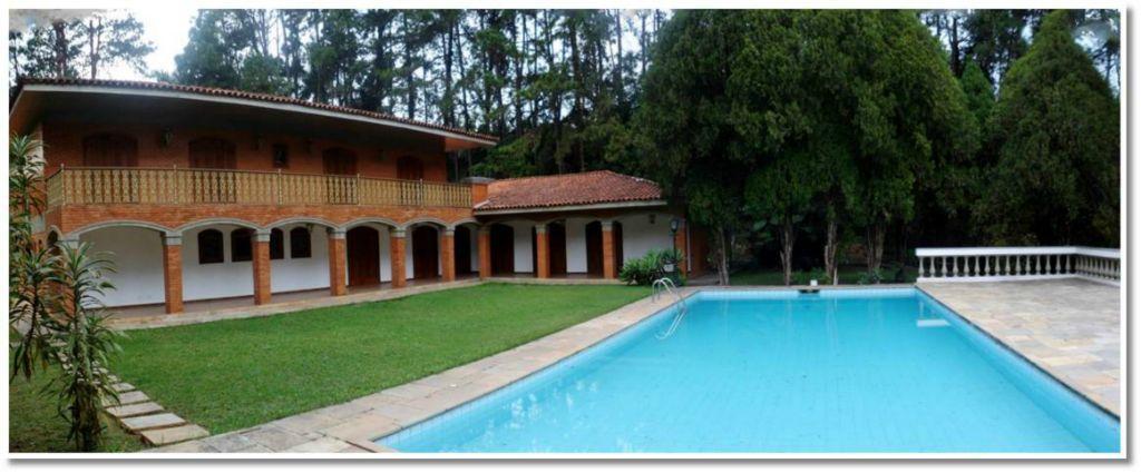 Casa residencial para locação, Granja Viana, Cotia.