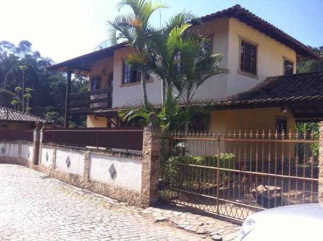 Casa à venda  em Teresópolis, Cascata do Imbuí