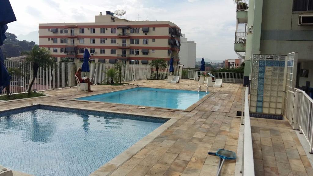 Apartamento à venda em Taquara, Rio de Janeiro - Foto 1