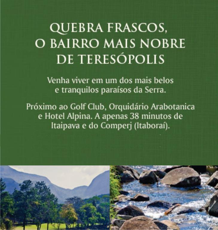Foto - [TE0143] Terreno Residencial Teresópolis, Quebra Frascos