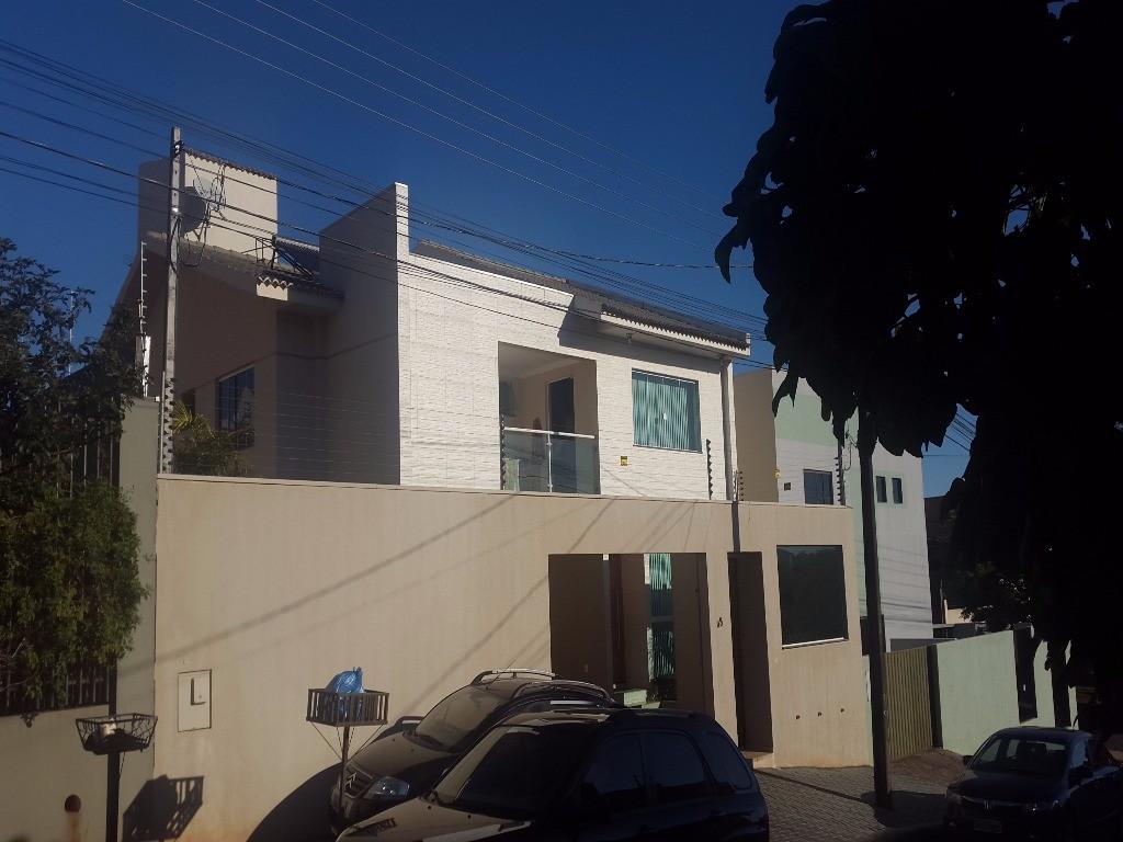 Sobrado residencial de Alto Padrão à venda, Recanto Tropical, Cascavel - SO0004.