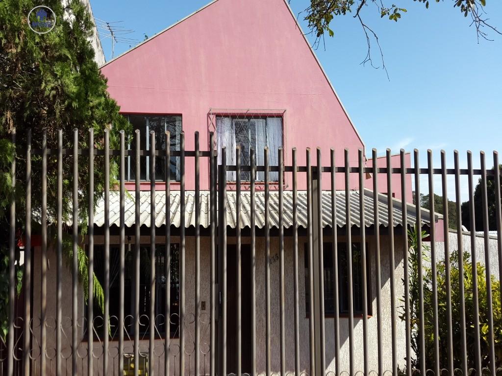 Sobrado residencial à venda, Country, Cascavel - SO0006.