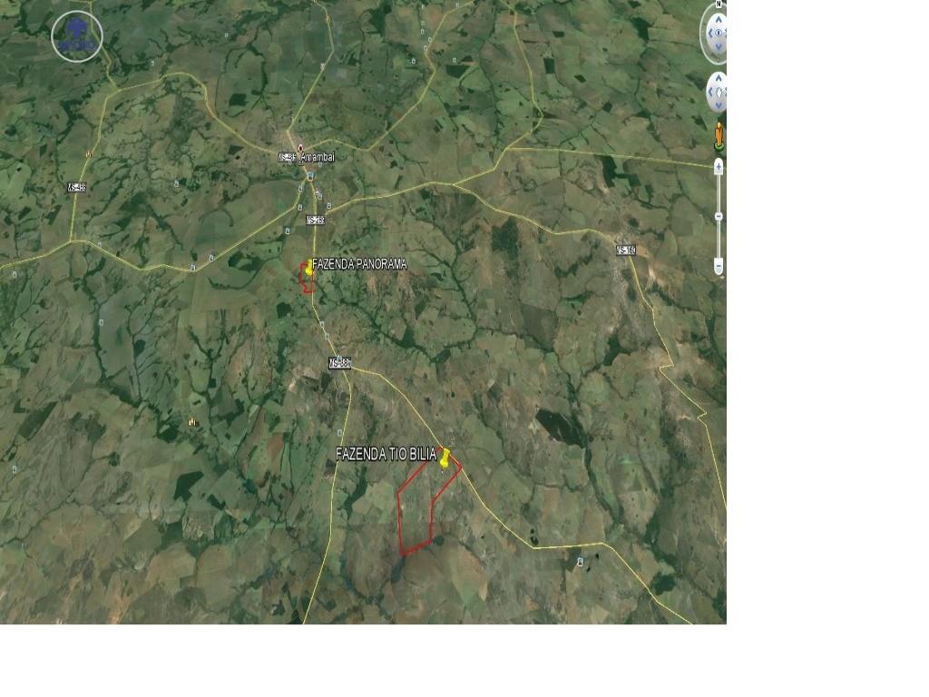 Fazenda Rural Bairro inválido, Cidade inexistente - FA0001.