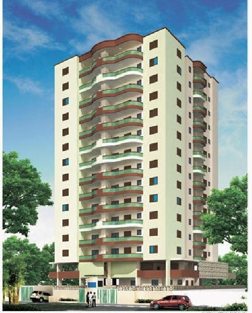Apartamento residencial à venda, Campo da Aviação, Praia Gra...