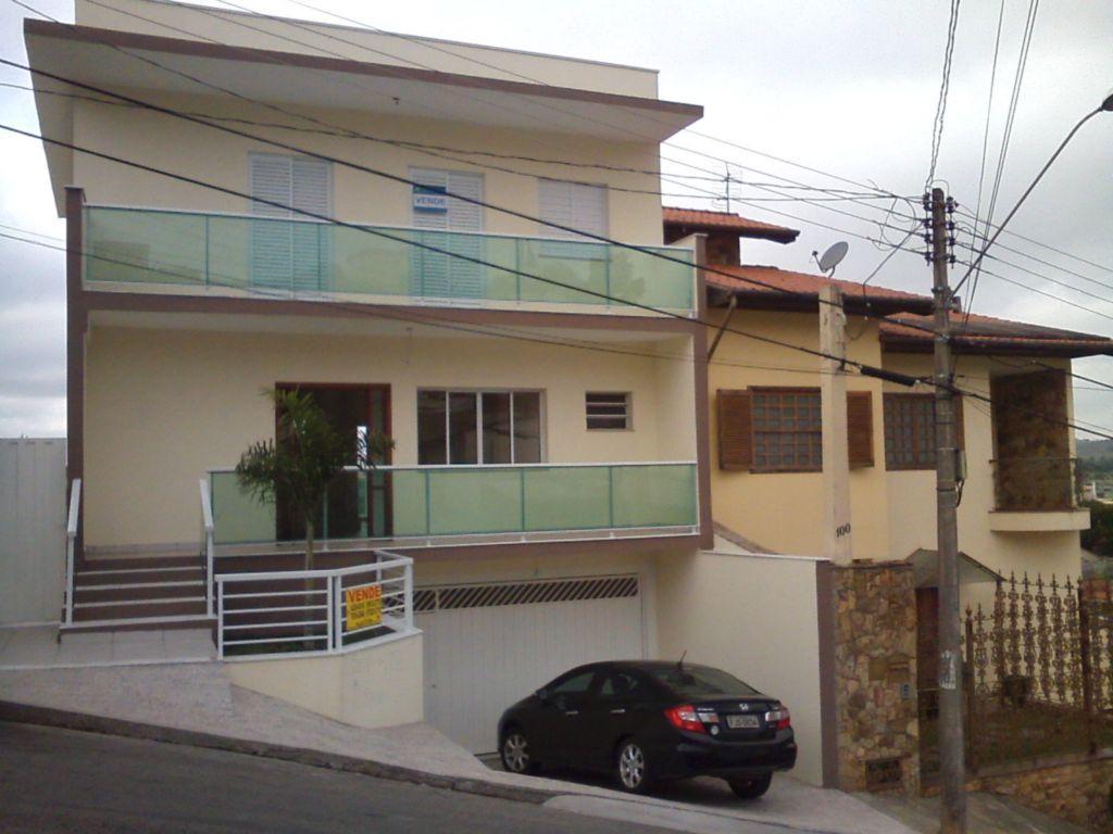 Casa residencial à venda, Vila Bela Vista, Itatiba.
