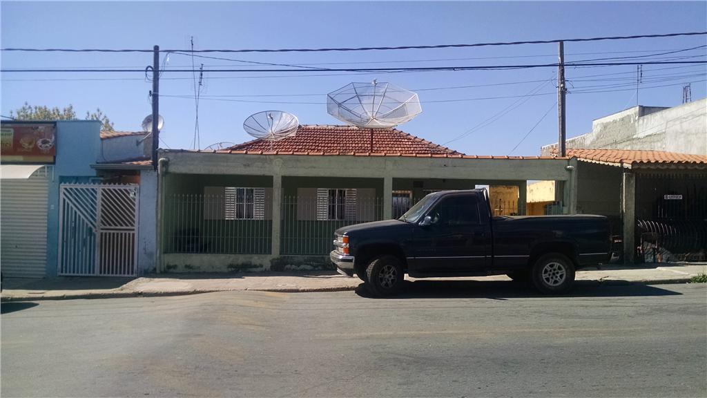 Casa residencial à venda, Parque São Francisco, Itatiba.