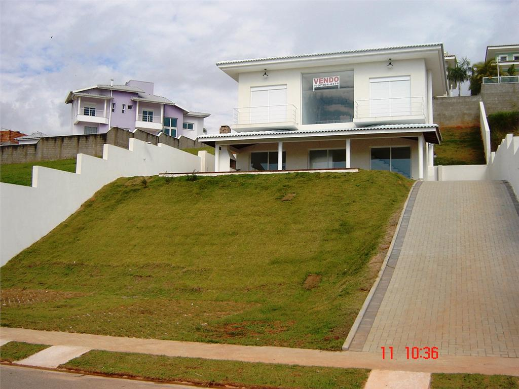 Casa residencial à venda, Villagio Paradiso, Itatiba.