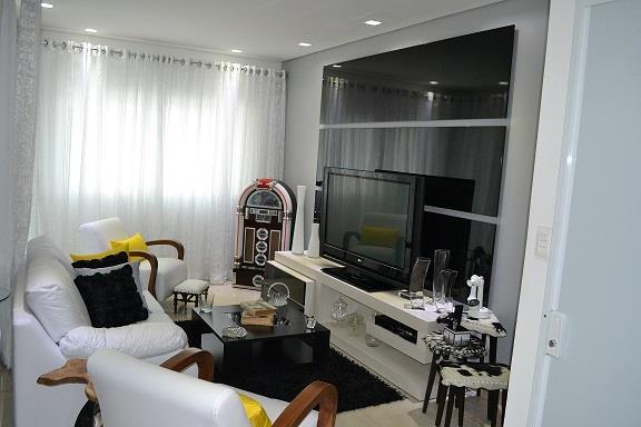 Sobrado residencial à venda, Jardim, Santo André.