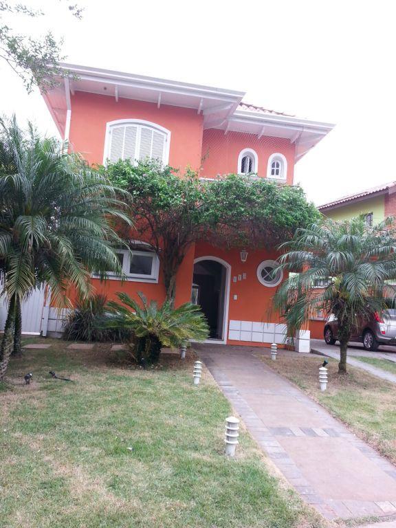 Casa residencial à venda, Cond. Vila Nova, Granja Viana