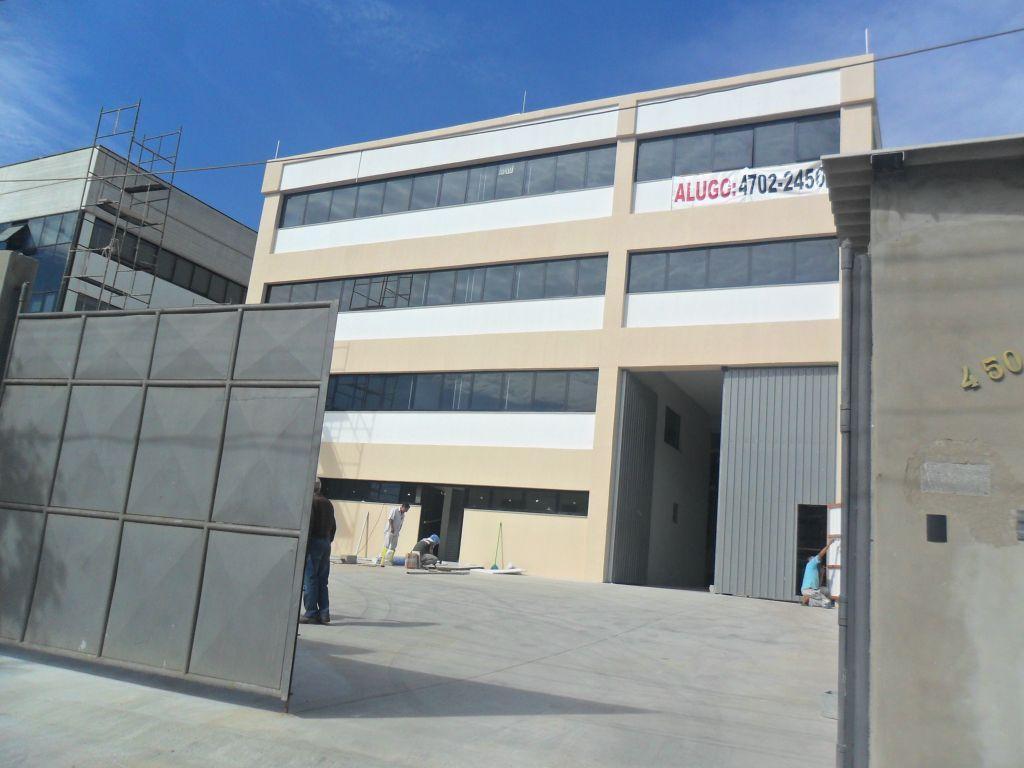 Galpão comercial para locação, Raposo Tavares, Granja Viana de Terra Granja Viana Imobiliária.'