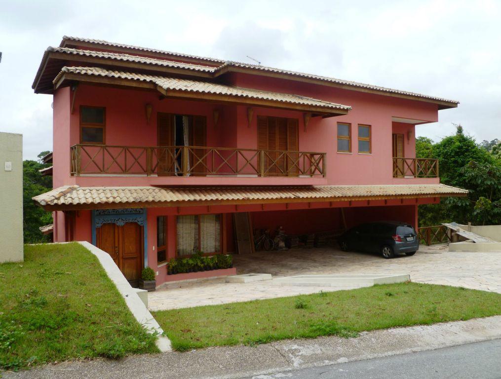 Casa residencial à venda, Golf Village, Granja Viana Vista Á