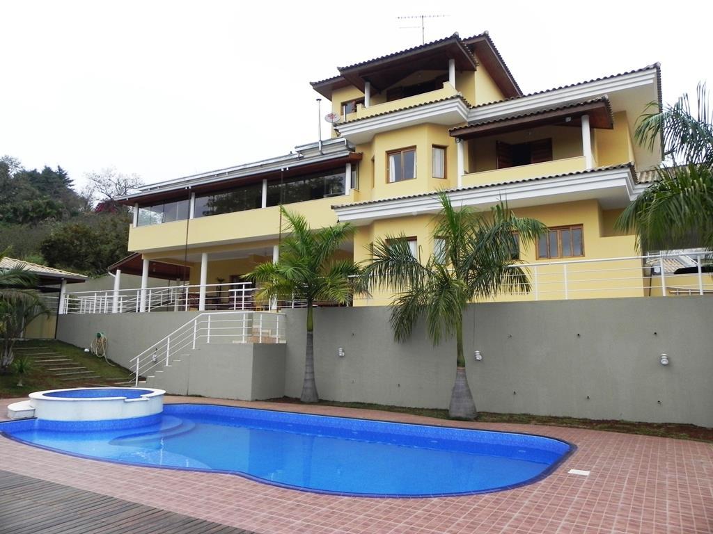 Casa  residencial à venda, Fazendinha, Granja Viana. de Terra Granja Viana Imobiliária