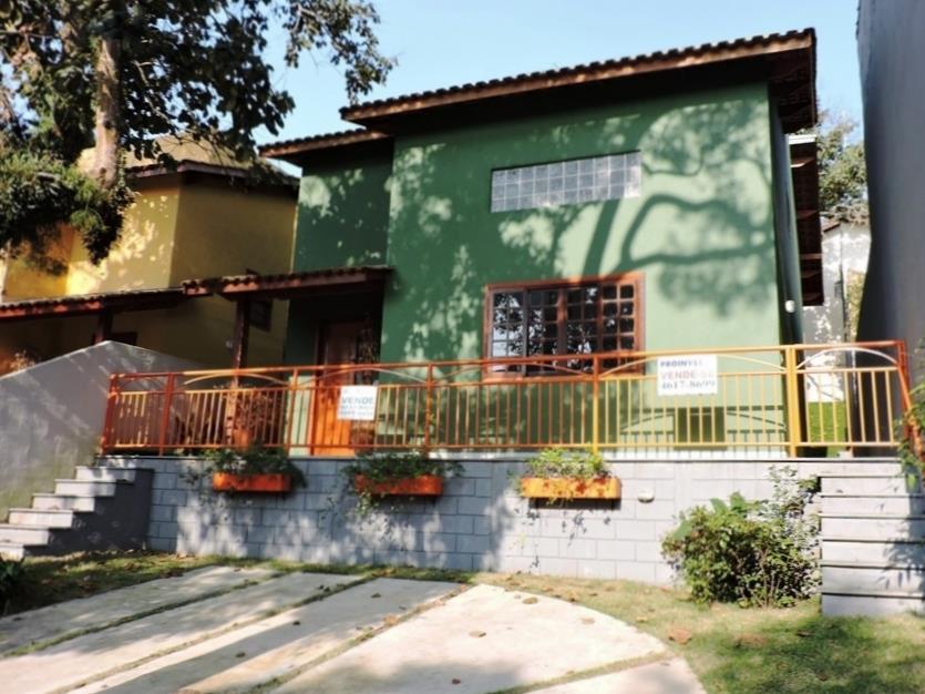 Casa  residencial à venda, Vila Diva, Granja Viana.