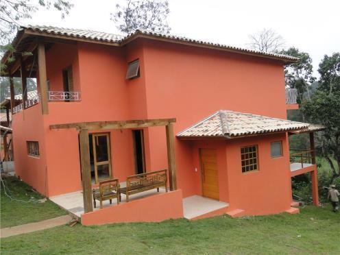 Casa  residencial à venda, Chácara dos Lagos, Granja Viana.