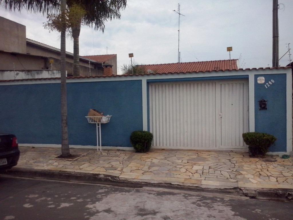 Casa residencial à venda, Jardim Amanda II, Hortolândia.