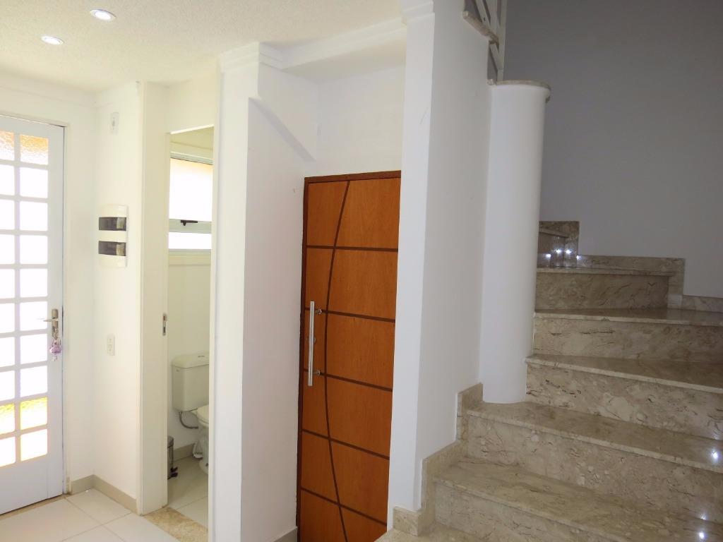Sobrado residencial à venda, Jardim Interlagos, Hortolândia.