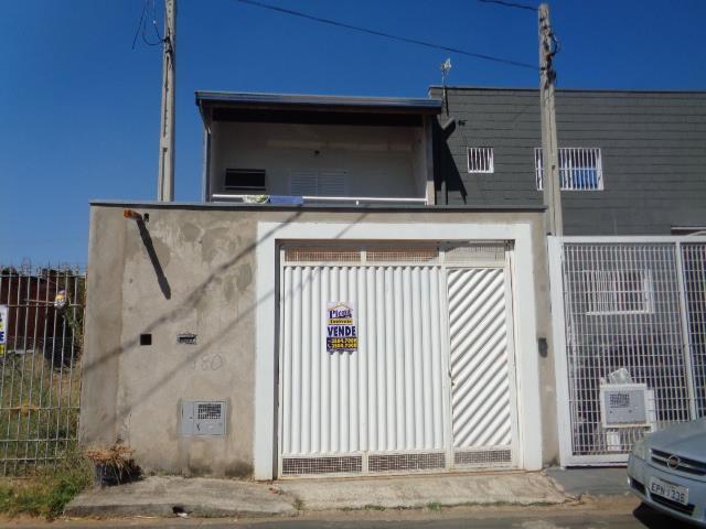Sobrado residencial à venda, Jardim Nova Boa Vista, Hortolân...