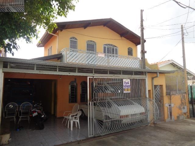 Sobrado residencial à venda, Parque dos Pinheiros, Hortolând...