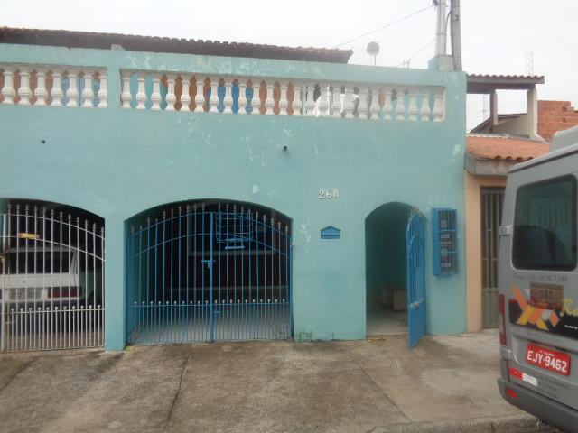 Casa  residencial para locação, Jardim Amanda II, Hortolândi...