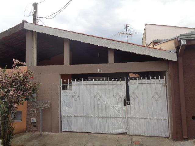Casa  residencial para locação, Jardim do Bosque, Hortolândi...