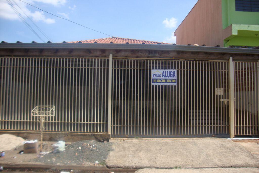 Casa  residencial para locação, Loteamento Remanso Campineir...