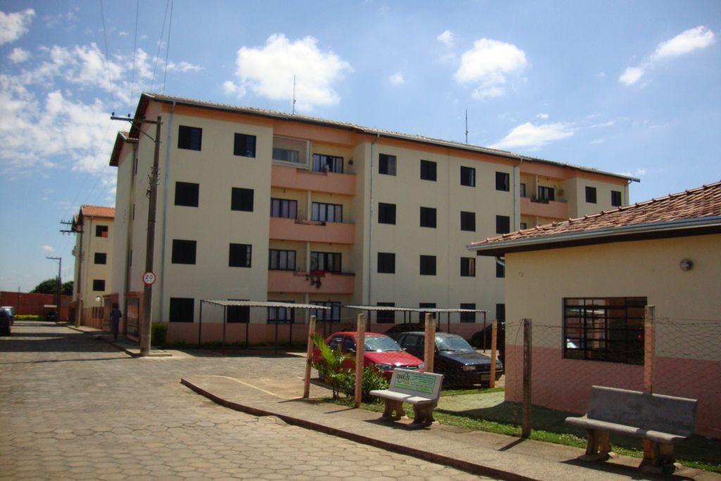 Apartamento  residencial para locação, Jardim Santa Izabel, ...